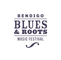 Bendigo Blues & Roots Music Festival Logo