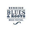 Bendigo Blues & Roots Music Festival Logo